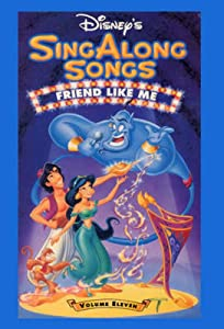 Movie for mobile download Disney Sing-Along-Songs: Friend Like Me by [mts]