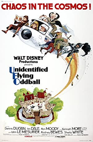Unidentified Flying Oddball (1979)