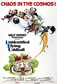 Unidentified Flying Oddball (1979) Poster - Movie Forum, Cast, Reviews