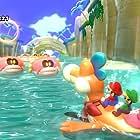 Charles Martinet and Samantha Kelly in Super Mario 3D World (2013)