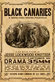 Black Canaries Poster