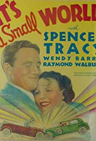 Spencer Tracy and Wendy Barrie in It's a Small World (1935)
