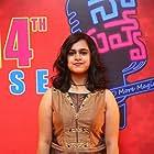 Priya Mali at an event for Naa Nuvve (2018)