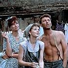 Ivana Chýlková, Werner Stocker, and Dana Vávrová in Rama Dama (1991)
