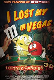 I Lost My M in Vegas Poster