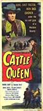 Cattle Queen (1951) Poster
