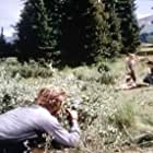 Jimmy Hunt, Joel McCrea, and Alex Nicol in The Lone Hand (1953)