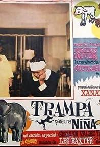 Primary photo for Trampa para una niña