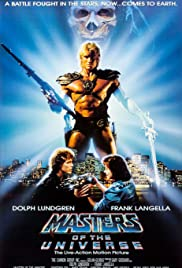 Masters of the Universe (1987) Poster - Movie Forum, Cast, Reviews