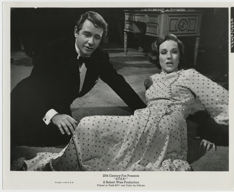 Julie Andrews and Richard Crenna in Star! (1968)