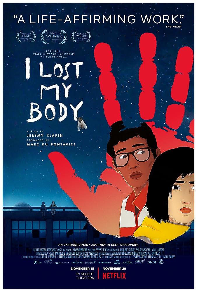 J'ai perdu mon corps (2019)