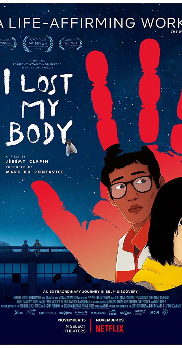 I Lost My Body (2019) - Taglines - IMDb
