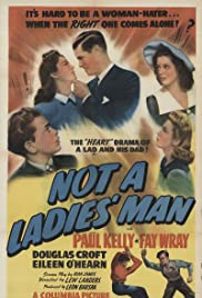 Not a Ladies' Man Poster