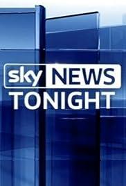 Sky News Tonight Poster