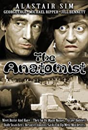 The Anatomist Poster