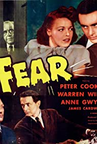 James Cardwell, Peter Cookson, Anne Gwynne, and Warren William in Fear (1946)