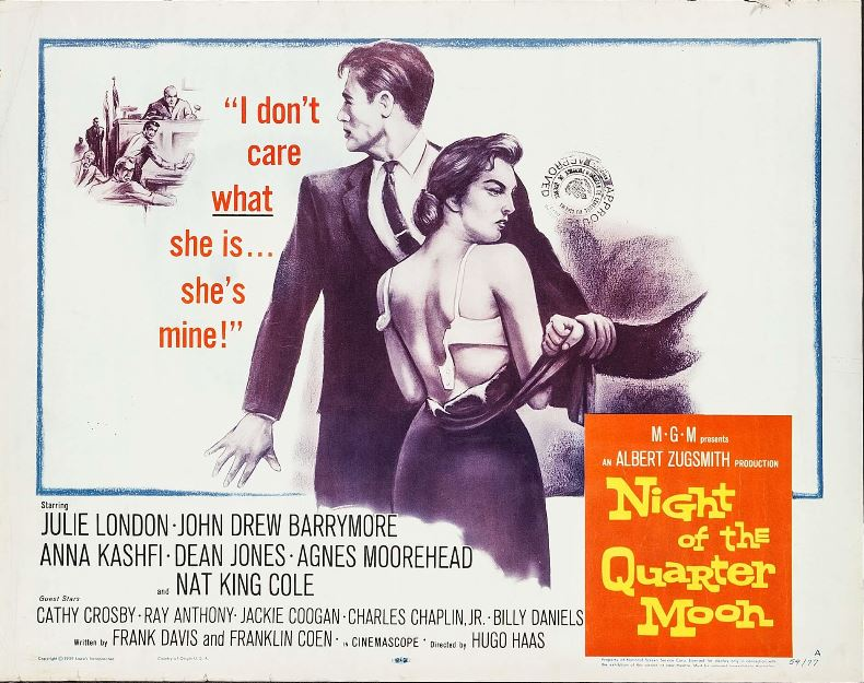 Night of the Quarter Moon (1959)