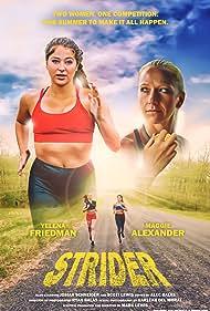 Yelena Friedman and Maggie Alexander in Strider (2020)