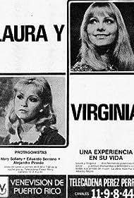 Mary Soliani and Alejandra Pinedo in Laura y Virginia (1977)
