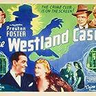 Ward Bond, Astrid Allwyn, Preston Foster, Carol Hughes, Thomas E. Jackson, Barbara Pepper, and Theodore von Eltz in The Westland Case (1937)