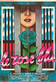 The Blue Rose Poster
