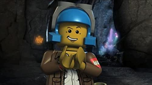 Trailer for Lego: The Adventures Of Clutch Powers