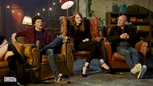 'Zombieland: Double Tap' Cast's Favorite Bill Murray and Horror Movies