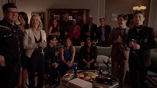 Glee: Tony Awards