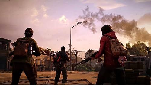 World War Z: Kill it with Fire Update Trailer (PS4)