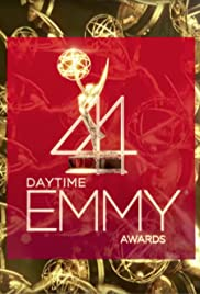 The 44th Annual Daytime Emmy Awards Poster