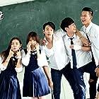 Ting-hu Zhang, Zoey Lin, Nien-Hsuan Wu, Betty Hu, and Jia-Shuo Tu in Age of Rebellion (2018)