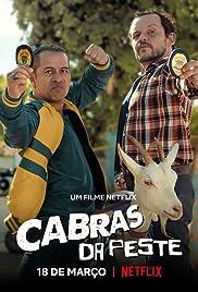 Cabras da Peste Poster