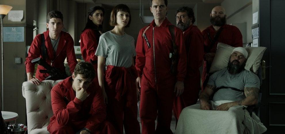La Casa di Carta 3 uscita anticipazioni trama e cast