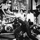 Slim Gaillard, Ann Johnson, Frankie Manning, and Slam Stewart in Hellzapoppin' (1941)