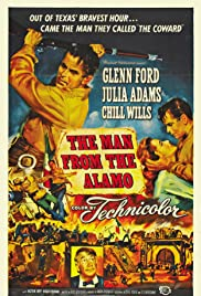 The Man from the Alamo (1953) Poster - Movie Forum, Cast, Reviews