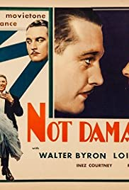 Not Damaged Poster