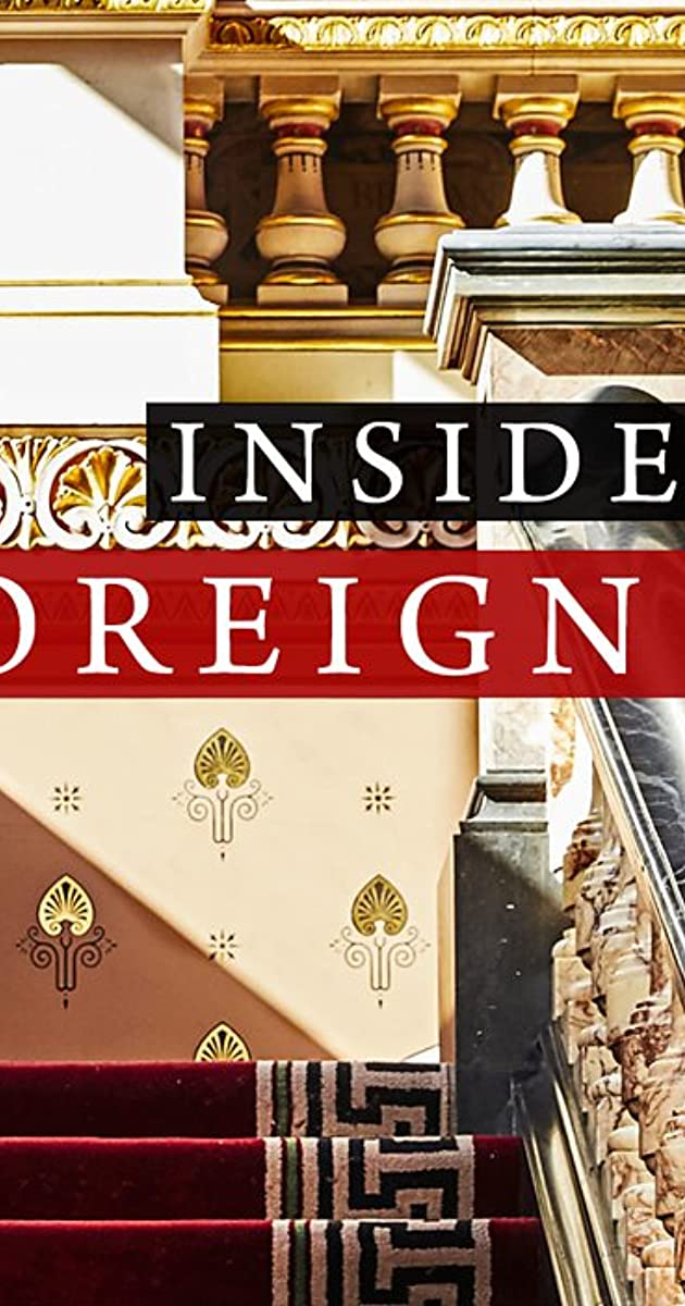 Download Inside the Foreign Office or watch streaming online complete episodes of  Season1 in HD 720p 1080p using torrent