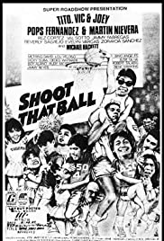 Shoot That Ball Poster