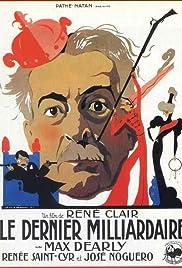 The Last Billionaire Poster