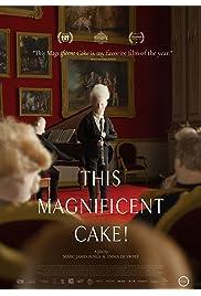 Ce magnifique gâteau!