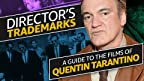 With his signature pop-culture references, iconic dance scenes, and memorable dialogues, Oscar winner Quentin Tarantino has crafted some of Hollywood's most legendary films.  From 'Reservoir Dogs' to 'The Hateful Eight,' and his latest, 'Once Upon a Time in Hollywood,' IMDb dives into the trademarks of actor, writer, and director, Quentin Tarantino.