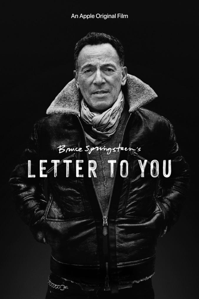 Bruce Springsteen's Letter to You hd on soap2day