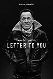 Bruce Springsteen's Letter to You (2020) HDRip English Movie Watch Online Free