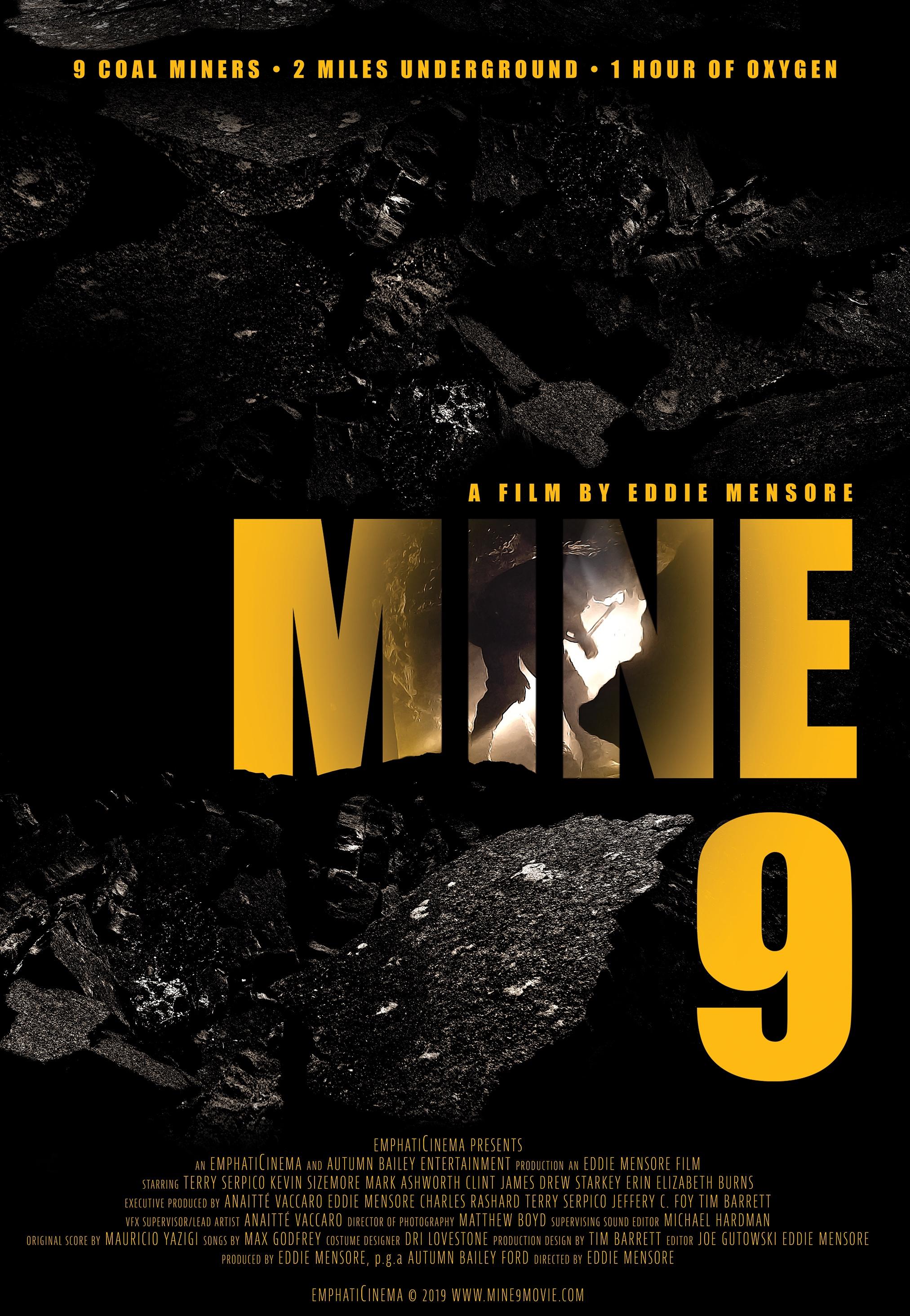 Mine 9 (2019) HC HDRip