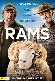 Sam Neill and Michael Caton in Rams (2020)