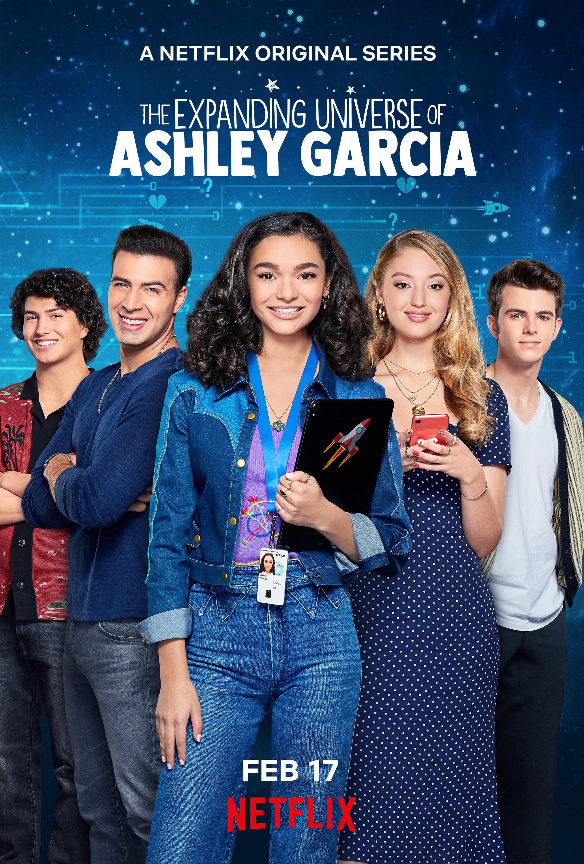 BESIPLEČIANTI ASHLEY GARCIA VISATA (1 sezonas) / THE EXPANDING UNIVERSE OF ASHLEY GARCIA