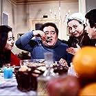 Oya Aydogan, Adile Nasit, Ahmet Ariman, and Feridun Savli in Neseli Günler (1978)