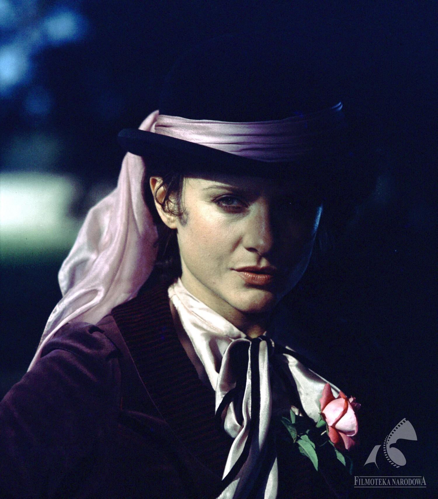 Anna Chodakowska in Widziadlo (1984)