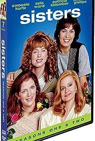 Sela Ward, Swoosie Kurtz, Patricia Kalember, and Julianne Phillips in Sisters (1991)