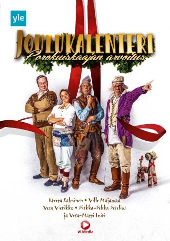 joulukalenteri 2018 br Joulukalenteri: Porokuiskaajan arvoitus (TV Series 2014– )   IMDb joulukalenteri 2018 br
